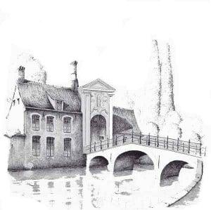 Брюгге монастырь бегинок