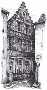 Гент архитектура